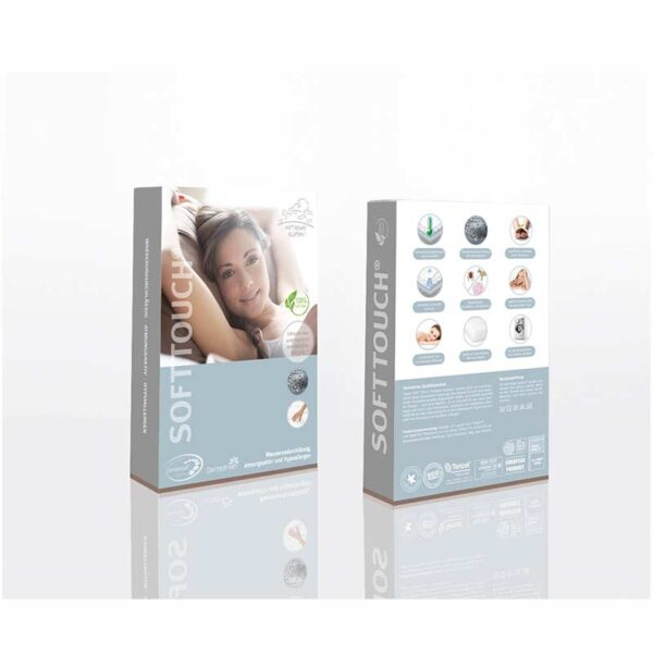 allergiker technologie soft touch verpackung sweet dreams 10